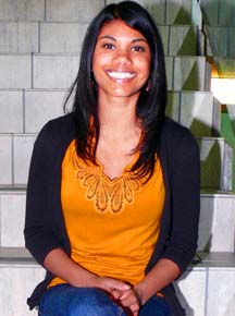 Cheryl Perera was an early participant in the Point, a successful young adult ministry in Edmonton