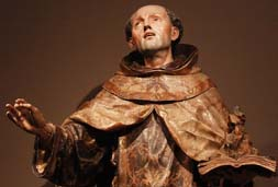 St. John of the Cross was a 16th century Spanish mystical poet and theologian.