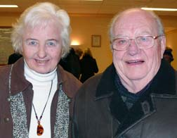 Cory and Willy Van Amsterdam know, after 58 years, their marriage is a sacred vocation.