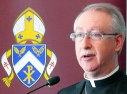 Archbishop Richard Smith told the media the Church must make the Gospel more accessible.