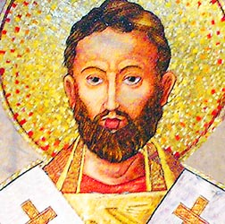St. Augustine overcame the 'disease of the flesh' that kept him from a holy life