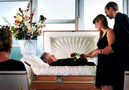 Meditating on what you would like people to say at your funeral can lead to a fuller, more focused life