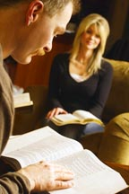 Bible study can reawaken Catholic faith.