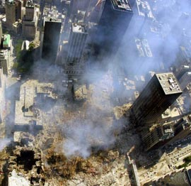 Catholic-Muslim dialogue continues despite the 9-11 World Trade Centre destruction.