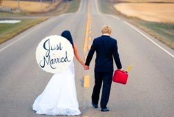 Marriages founded on mutual exploitation do not have enough gas to go the distance.