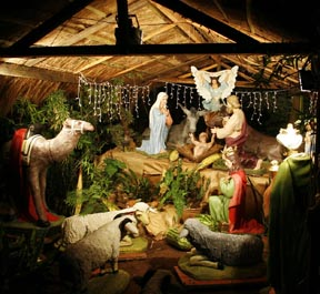 Our traditional Nativity scenes with shepherds, angels, Magi and camels run together the infancy narratives from Luke's and Matthew's Gospels, blinding us to the different theologies built into each account.