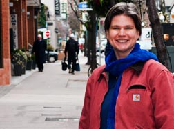 Dr. Janet Smylie fights for the health of Canada's urban aboriginal people.
