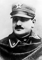 During the First World War Pope John XXIII was a chaplain in the Italian Medical corps.