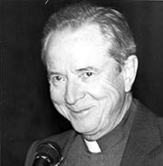 Bishop Remi De Roo was a much sought-after speaker during his heyday as the outspoken bishop of Victoria.