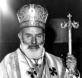 Melkite Patriarch Maximos Saigh, not widely known prior to Vatican II, became one of the council's most outspoken reformers.