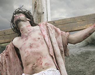 He humbled himself and became obedient to the point of death, even death on the cross. -Philippians 2.8