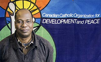 Fr. Isidore Ouedraogol is general secretary of Caritas in Burkina Faso.