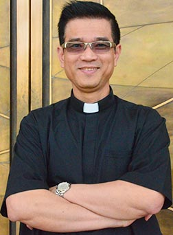 Luan Vu had doors shut on him in Vietnam, but St. Joseph Seminary welcomed him.