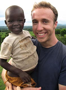 Craig Kielburger has worked to improve conditions for young people around the world.