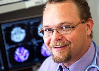 Dr. Justin Baker is chief of palliative care at St. Jude Children's Hospital in Memphis, Tenn.