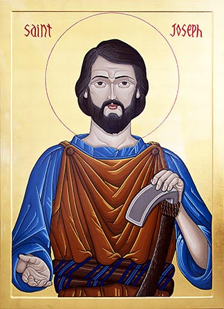 St. Joseph the Worker Icon