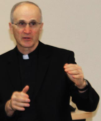Fr. Thomas Ryan is a veteran of ecumenical dialogue.