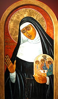 St. Marie de l'Incarnation