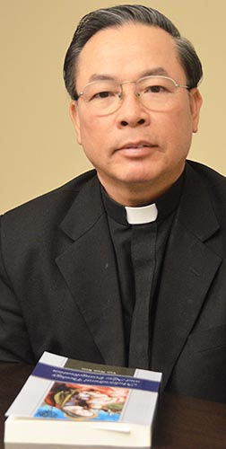 Fr. Van Nam Kim is the author of the just-published Multicultural Theology and New Evangelization.