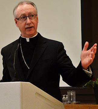 Archbishop Richard Smith says the Edmonton Archdiocese will undergo a process of discernment, purification and reform.