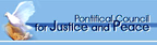 Pontifical Council for Justice and Peace Logo