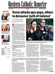 Front Page - November 23, 2015